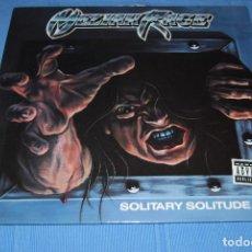 Discos de vinilo: MELIAH RAGE SOLITARY SOLITUDE 1990 CBS. Lote 105257783