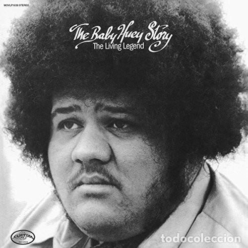 LP THE BABY HUEY STORY THE LIVING END VINYL 180G SOUL FUNK (Música - Discos - LP Vinilo - Funk, Soul y Black Music)