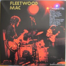 Discos de vinilo: FLEETWOOD MAC: GREATEST HITS ( 1967 - 1969, PETER GREEN). Lote 105325903