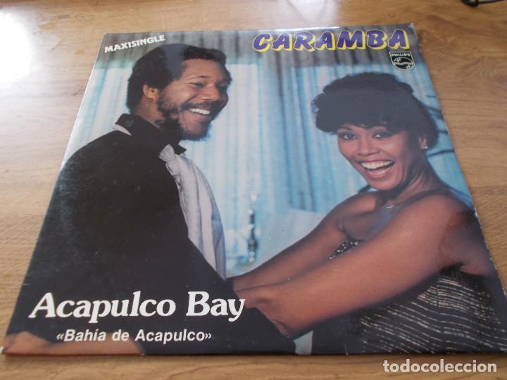 CARAMBA. ACAPULCO BAY. (Música - Discos de Vinilo - Maxi Singles - Funk, Soul y Black Music)