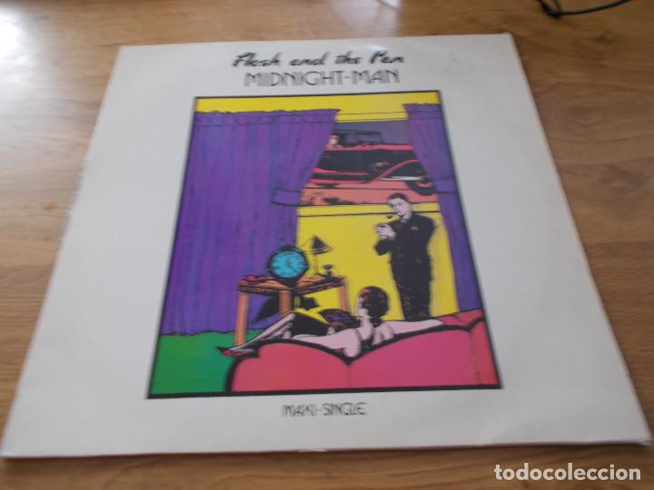 Discos de vinilo: FLASH AND THE PAN. MIDNIGHT MAN. - Foto 1 - 105327327