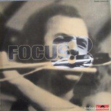 Discos de vinilo: FOCUS: FOCUS 3 (JAN AKKERMAN, THIJS VAN LEER, PIERRE VAN DER LINDEN Y BERT RUITER). Lote 105327367