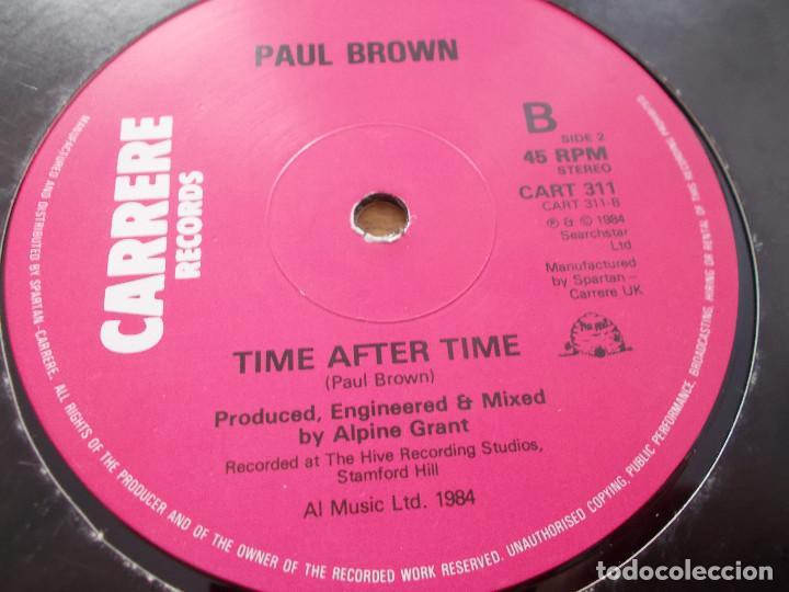 Discos de vinilo: PAUL BROWN. WE´RE HAVIN´ FUN. - Foto 3 - 105328275