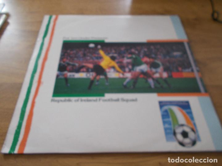 Discos de vinilo: REPUBLIC OF IRELAND SQUAD. PUT´EM UNDER PRESSURE. - Foto 1 - 105338419