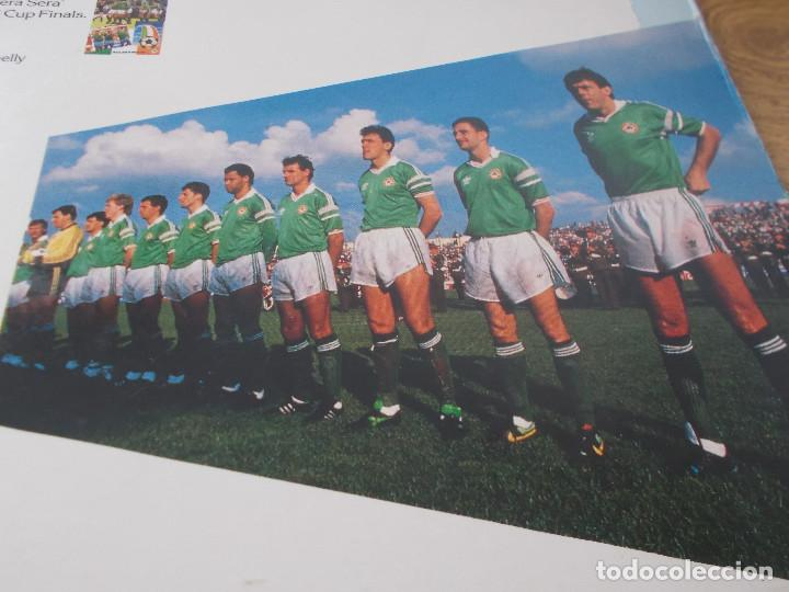 Discos de vinilo: REPUBLIC OF IRELAND SQUAD. PUT´EM UNDER PRESSURE. - Foto 5 - 105338419