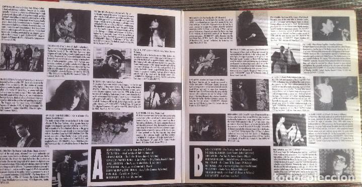 Discos de vinilo: The Ruta 66 Album - Compilación - LP 1991 CAPOTE CAP 15 Edición original española. - Foto 2 - 105339923