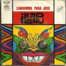 Disques de vinyle: ILAPU - CANDOMBE PARA JOE / SIPASSY - DISCOS MOVIEPLAY - 1978. Lote 105352811
