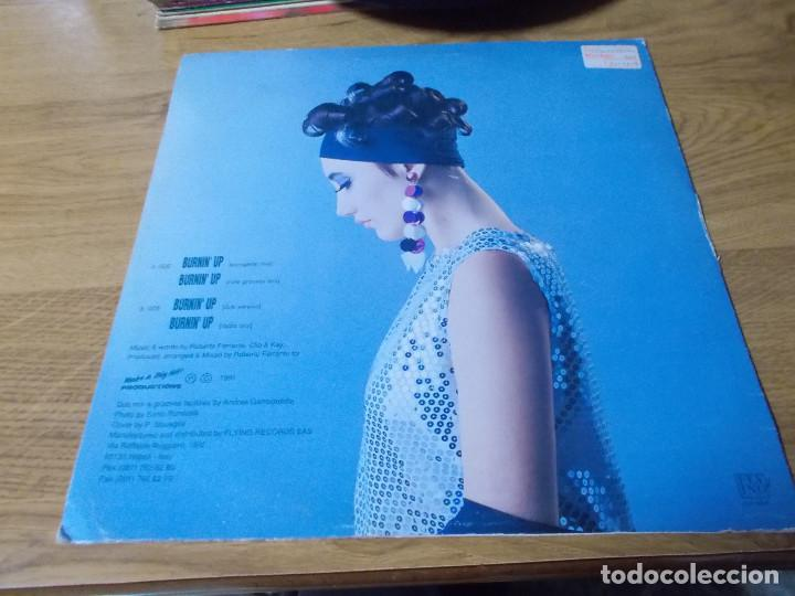 Discos de vinilo: JAMIE DEE. BURNIN UP - Foto 2 - 105368211