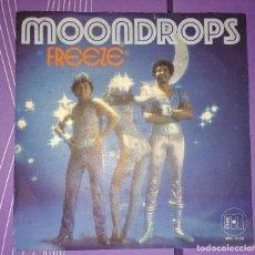 Discos de vinilo: MOONDROPS- FREEZE. EDICION ALEMANA. Lote 105370639