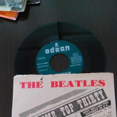 Discos de vinilo: THE BEATLES SINGLE PLEASE PLEASE ME - ASK ME WHY.ESPAÑA 1963. Lote 105377123
