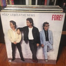 Discos de vinilo - HUEY LEWIS AND THE NEWS FORE LP ENVIO GRATIS - 105406523