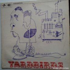 Discos de vinilo: YARDBIRDS-YARDBIRDS-(ROGER THE ENGINEER )- LP UK 1966-MONO- LAMINATE- COLUMBIA-JEFF BECK. Lote 105435747