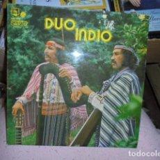 Discos de vinilo: DUO INDIO / EUGENIO ROJAS / ALEJANDRO HERMOSILLA - DIRESA 1973 - DISCOS GUARANI. Lote 105451719