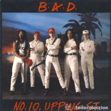 Discos de vinilo: BIG AUDIO DYNAMITE - NO. 10 UPPING ST. - LP EUROPE 1986. Lote 194540037