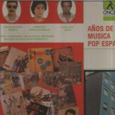 Discos de vinilo: ONCE AÑOS DE MUSICA POP ESPAÑOLA. Lote 105495675