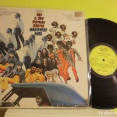 Discos de vinilo: SLY & THE FAMILY STONE,( 1970 SPAIN ), LP, LOTE 270. Lote 105557179
