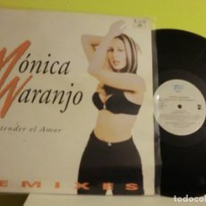 Discos de vinilo: MONICA NARANJO,( ENTENDER EL AMOR) 1997 MAXI ,LOTE 273. Lote 105557823
