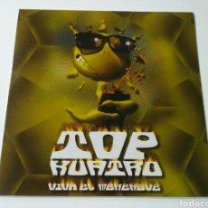 Discos de vinilo: TOP KUATRO - VIVA EL MERENGUE. Lote 105572386