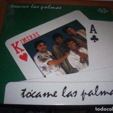Discos de vinilo: KIMERAS, TOCAME LAS PALMAS. EDICION SENADOR DE 1988. . Lote 105580307