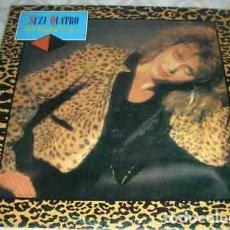 Discos de vinilo: SUZI QUATRO – WE FOUND LOVE - MAXISINGLE 3 VERSIONES. Lote 105580683