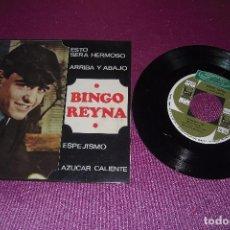 Discos de vinilo: BINGO REYNA Y SU CONJUNTO – ESTO SERÁ HERMOSO – EP- SPAIN- 1967. Lote 105585251