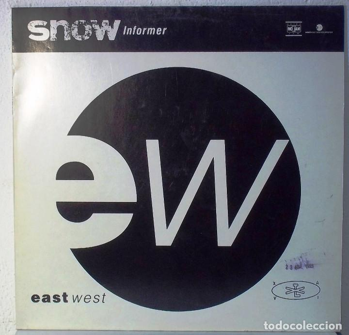 EASTE WEST - SNOW INFORMER - MAXI (Música - Discos de Vinilo - Maxi Singles - Jazz, Jazz-Rock, Blues y R&B)