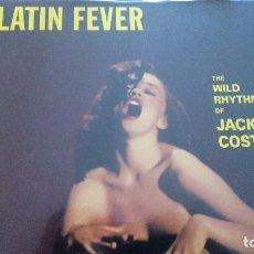 Discos de vinilo: JACK COSTANZO LATIN FEVER LP . Lote 105588903