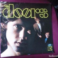 Disques de vinyle: THE DOORS-THE DOORS (LP. ELEKTRA) REEDICION EUROPEA DEL CLASICO DE 1967. JIM MORRISON. Lote 105589287