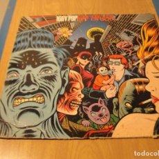 Discos de vinilo: LOTE P IGGY POP BRICK BY BRICK SELLO VIRGIN 1990....MIRAR FOTOS...SALIDA 1 EURO. Lote 105598503