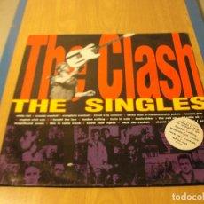 Discos de vinilo: LOTE LP THE CLASH THE SINGLES SELLO CBS 1991 .....SALIDA 1 EURO. Lote 105600571