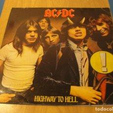 Discos de vinilo: LOTE LP ACDC HIGHWAY TO HELL SELLO ATLANTIC 1979....SALIDA 1 EURO. Lote 105602075