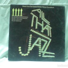 Discos de vinilo: DISCO ALL THAT JAZZ. AÑO 1979.. Lote 105606547