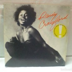 Discos de vinilo: DISCO RANDY CRAWFORD - NOW WE MAY BEGIN -. AÑO 1980.. Lote 105618203