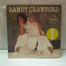 Discos de vinilo: DISCO RANDY CRAWFORD - WINDSONG -. AÑO 1982.. Lote 105618583