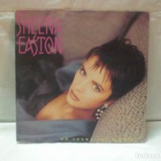 Discos de vinilo: DISCO SHEENA EASTON - NO SOUND BUT A HEART -. AÑO 1987.. Lote 105620131
