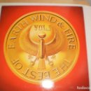 Discos de vinilo: LP EARTH WIND AND FIRE. THE BEST OF EARTH WIND & FIRE ENGLAND 1978 (DISCO PROBADO Y BIEN, SEMINUEVO). Lote 105625915