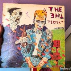 Discos de vinilo: THE THE - PERFECT SUPERSINGLE - MAXI. Lote 105628667