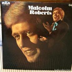 Discos de vinilo: LP ARGENTINO DE MALCOLM ROBERTS AÑO 1968 . Lote 105633219