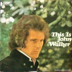 Discos de vinilo: LP ARGENTINO DE JOHN WALKER AÑO 1969 . Lote 105633791