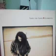 Discos de vinilo: TEARS FOR FEARS ELEMENTAL. Lote 257860260