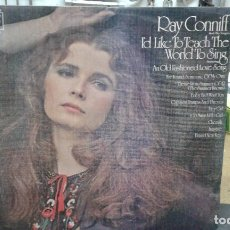 Discos de vinilo: RAY CONNIFF I´D LIKE TO TEACH THE WORLD TO SING. Lote 105644695