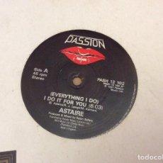 Discos de vinilo: ASTAIRE. (EVERYTHING I DO) I DO IT FOR YOU. 1991. CARPETA GENÉRICA . Lote 105645747