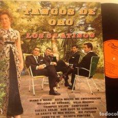 Discos de vinilo: LOS 5 LATINOS -TANGOS DE ORO -LP 1974. Lote 105647231