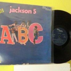 Discos de vinilo: JACKSON FIVE,( ABC) 1970 LP,LOTE 284. Lote 105649439