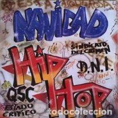 Discos de vinilo: VARIOUS - NAVIDAD HIP HOP (LP, COMP). Lote 105654655