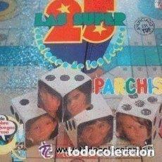Discos de vinilo: PARCHIS LAS LOCURAS DE LP BELTER 1982 VINILO AMARILLO . Lote 105660311