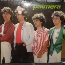 Discos de vinilo: PALMERA PALMERA LAS LLAVES DE LA MOTO. Lote 105660931