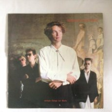Discos de vinilo: KTP* ?– CERTAIN THINGS ARE LIKELY. Lote 105662003