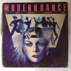 Discos de vinilo: VARIOUS – MODERN DANCE. Lote 105663279