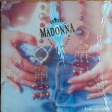 Discos de vinilo: MADONNA. LIKE PRAYER. LP ALEMANIA CON FUNDA INTERIOR CON LETRAS. . Lote 105667871
